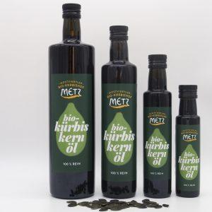 Bio Kürbiskernöl kaufen