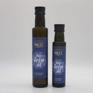 Bio Leinöl aus Österreich